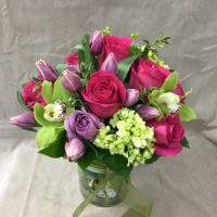 Open Hearts Bouquet from Artistic Mothers Day Flowers in Portland OR