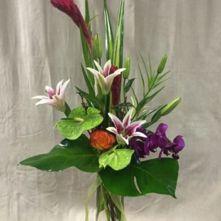 Splendid Tropical Mothers Day Flowers from Artistic Flowers in Portland OR