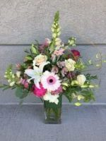 End of the Rainbow Bouquet Flowers from Artistic Flowers in Portland OR